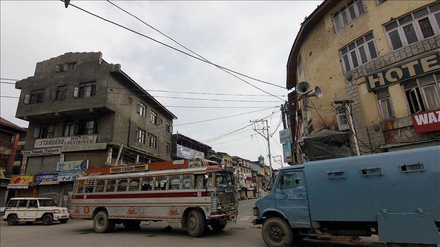 India restores limited mobile internet in Kashmir