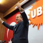 KKTC'de Ersin Tatar