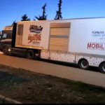 TDV'den Elazığ ve Malatya'daki depremzedelere destek (1)