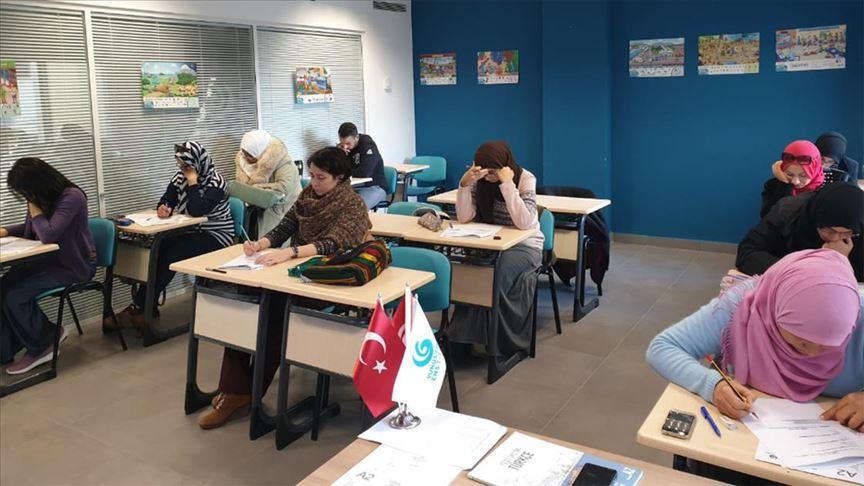YEE'nin 'Uzaktan Türkçe Öğretimi' portalında hedef 1 milyon kullanıcı