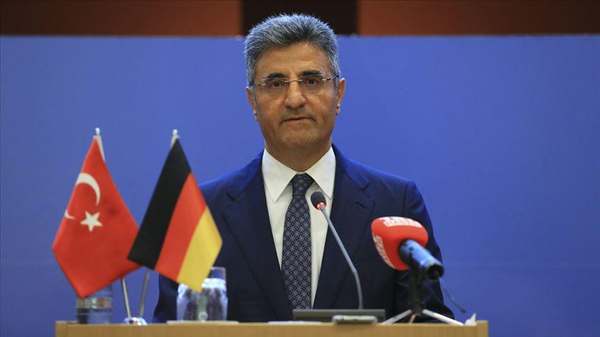 Almanya'daki aşırı sağcı terör saldırısı