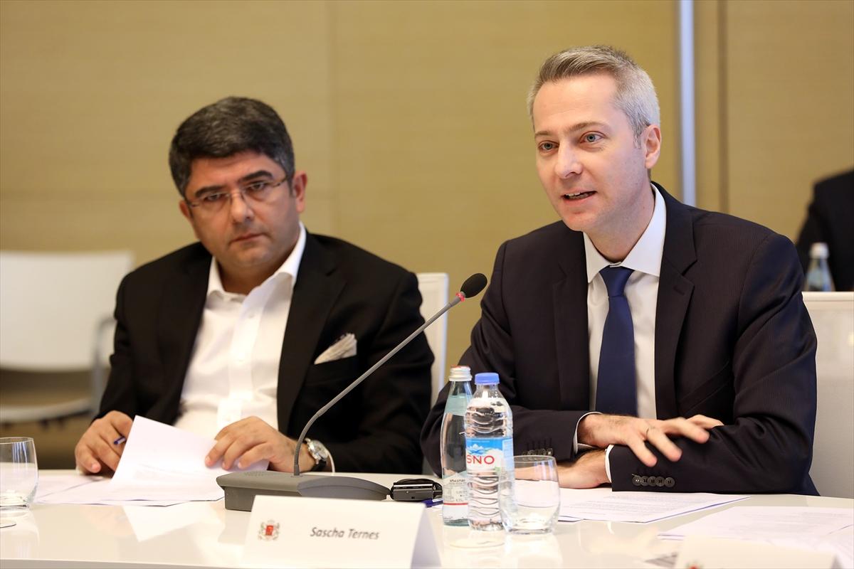 Gürcistan'da 11. Yatırımcılar Konseyi Toplantısı