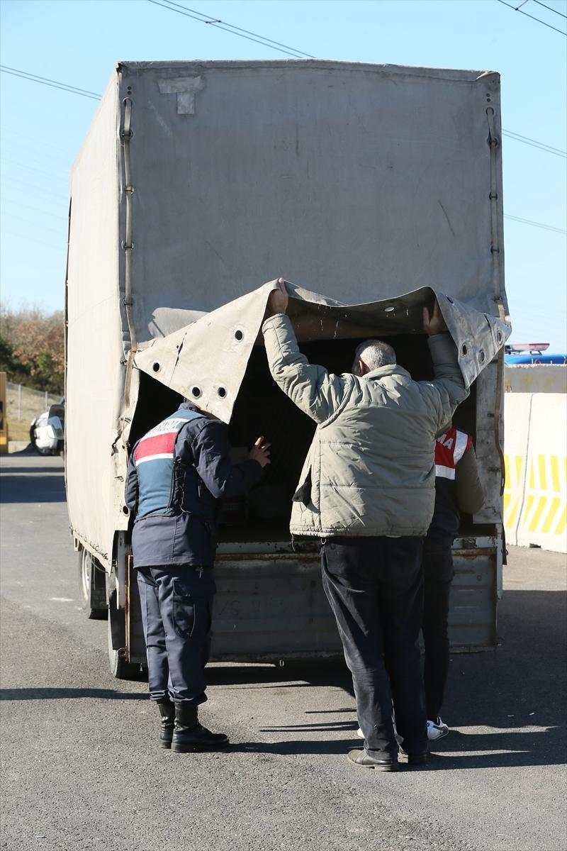 Kuzey Marmara Otoyolu'nun güvenliği jandarmaya emanet