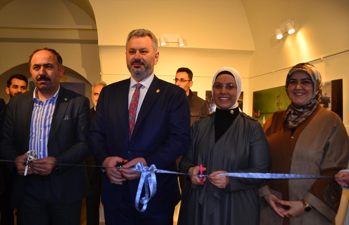 """""""Sınır Arkası: İnsan"""" fotoğraf sergisi açıldı"""