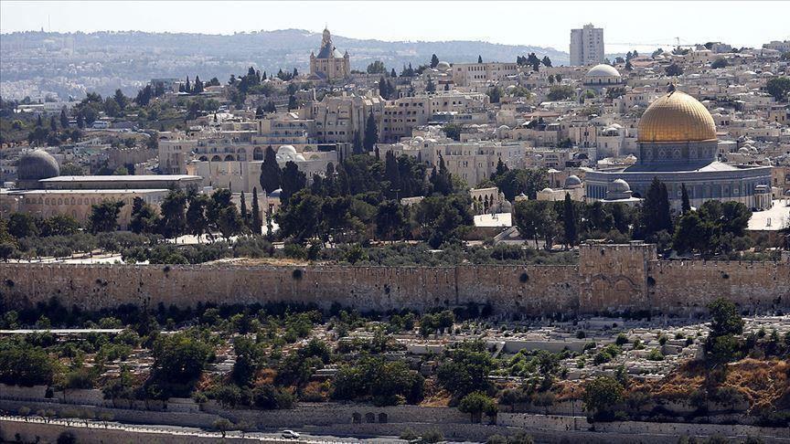 Die Al-Aqsa-Moschee wurde bei Ausbruch des Coronavirus geschlossen