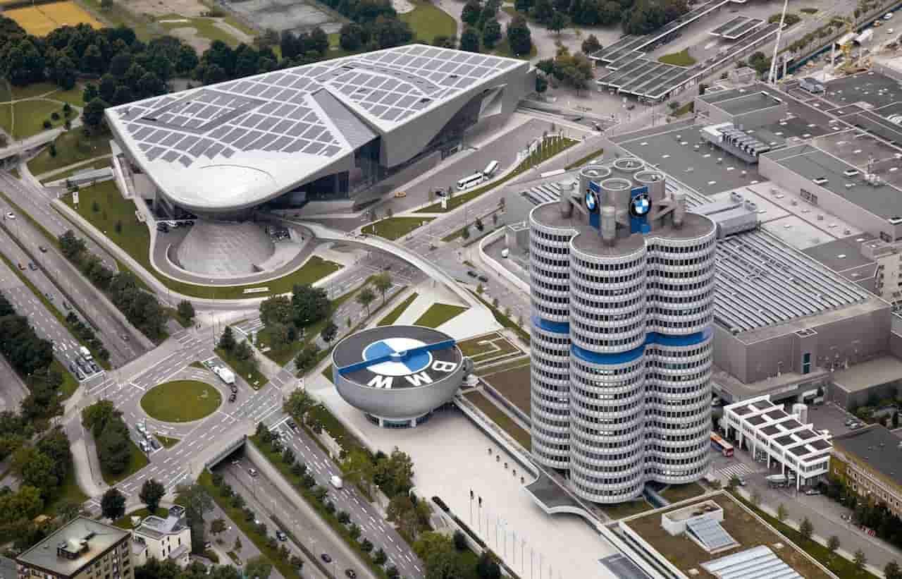 BMW'de Korona virüs vakası!