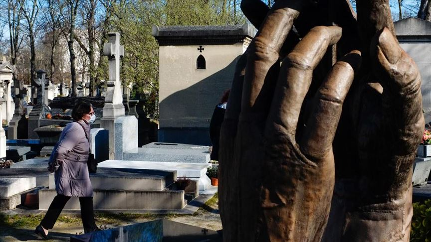 Fransa'da yeni tip koronavirüsten ölenlerin sayısı 120'ye yükseldi