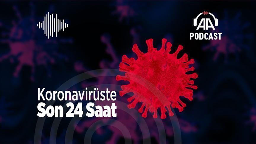 Podcast – Koronavirüste son 24 saat (25 Mart 2020)
