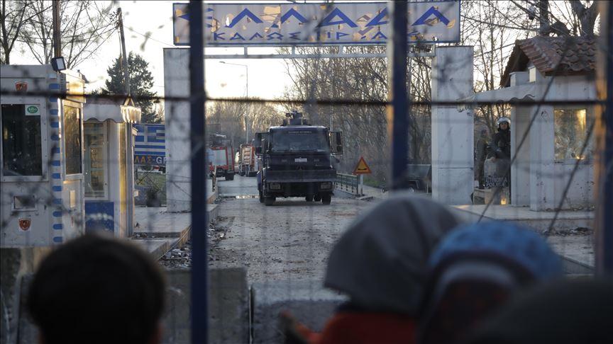 Bericht über die Gewalt Griechenlands gegen Asylbewerber