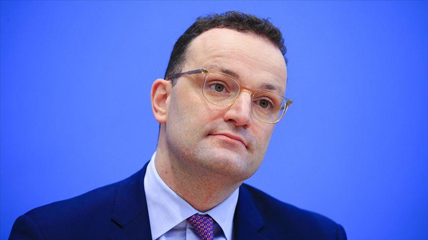 Almanya Sağlık Bakanı Spahn: Kovid-19 salgınında fırtına öncesi sessizlik dönemindeyiz