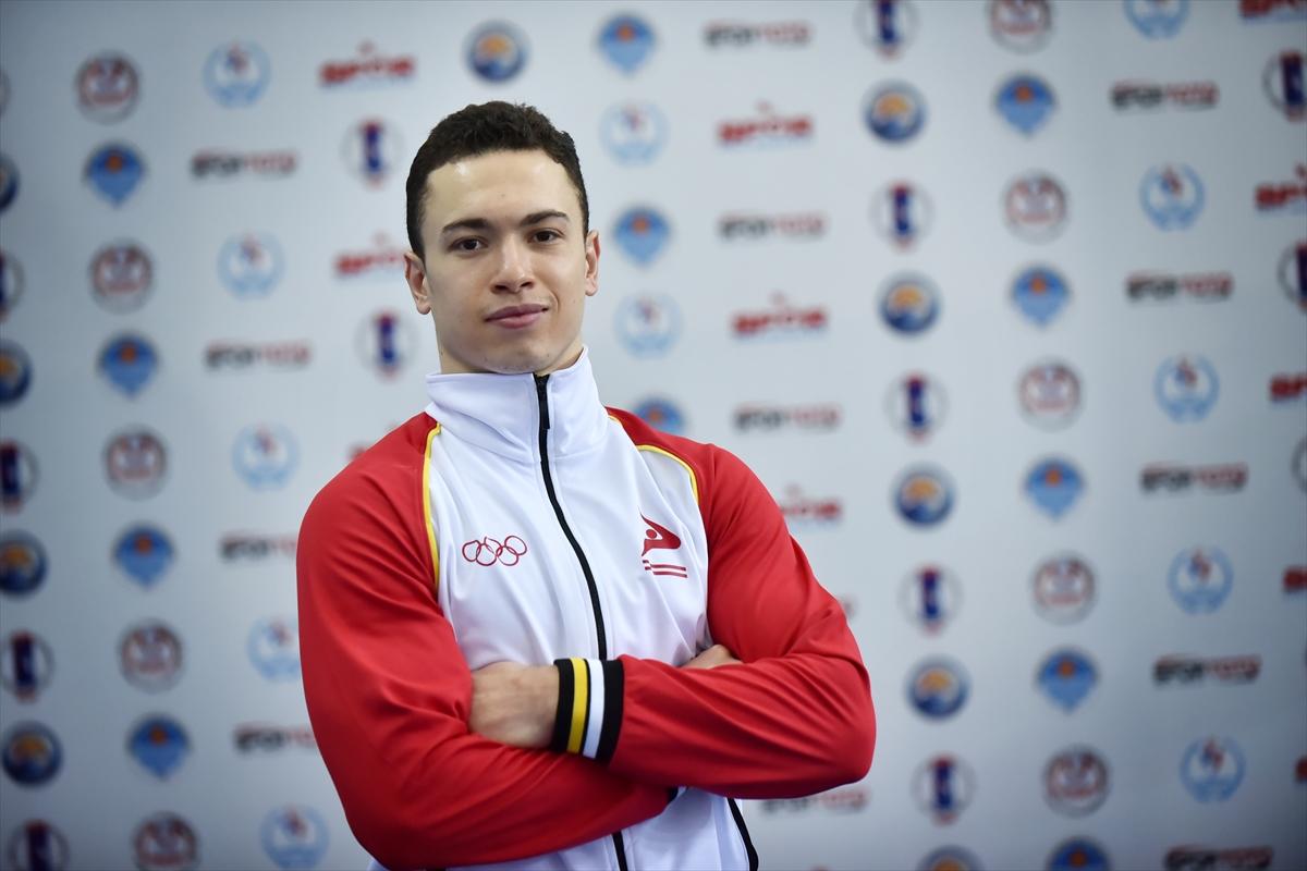 Cimnastiğin parlayan yıldızları olimpiyatlara damga vurma hedefinde