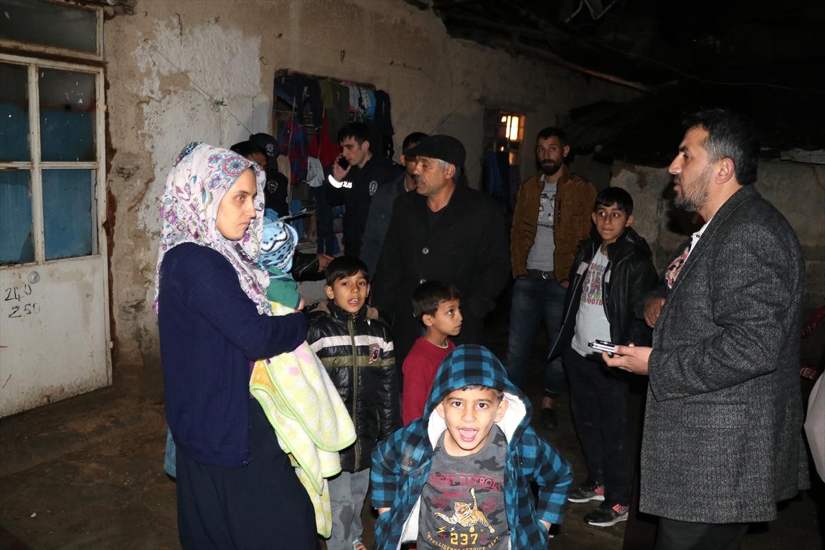 Elazığ'daki 5 büyüklüğündeki deprem