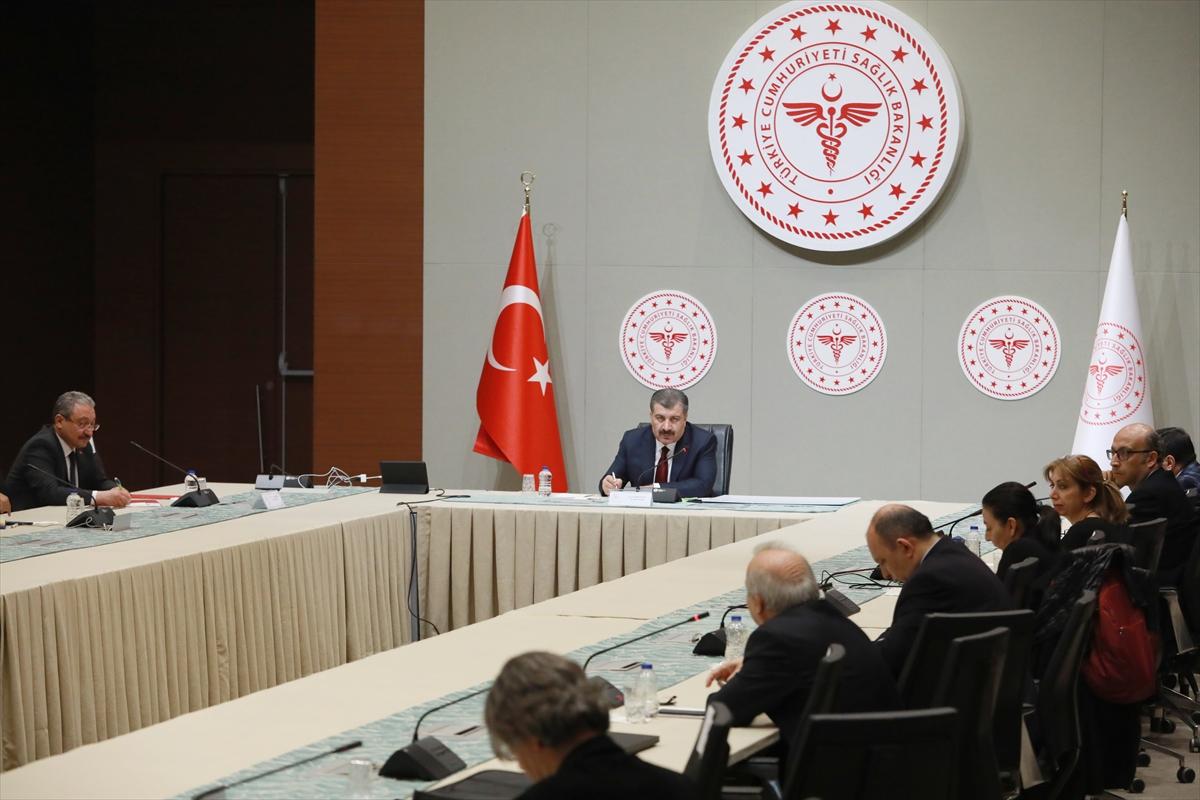 """Sağlık Bakanı Koca: """"42 hasta iyileşerek taburcu olmuştur."""""""