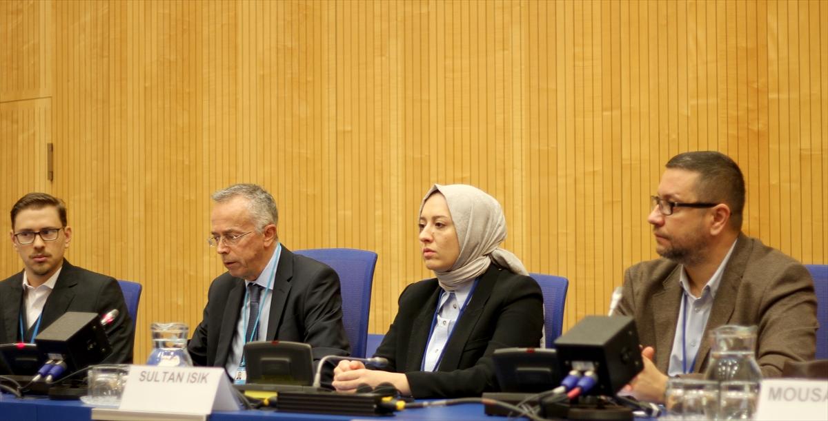 Yeşilay, BM toplantısında kadın ve göçmenlerin madde kullanımına dikkati çekti