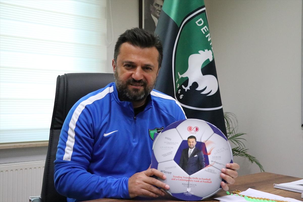 """Yukatel Denizlispor """"zorlu süreci"""" en iyi şekilde geçirmek istiyor"""