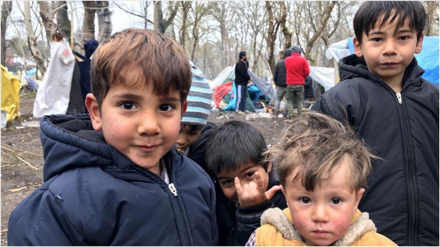 Almanya, Yunanistan'dan 50 sığınmacı çocuk kabul edecek