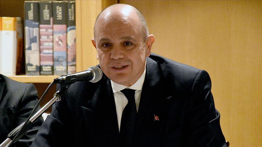 Türkiye'nin Roma Büyükelçisi Esenli: Türkiye'nin diğer ülkelere yardımı, ön yargıların kırılmasına yardım ediyor