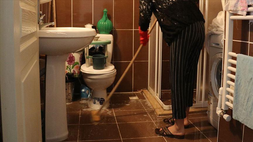Kovid-19 sonrası daha çok temizlik yapılıyor