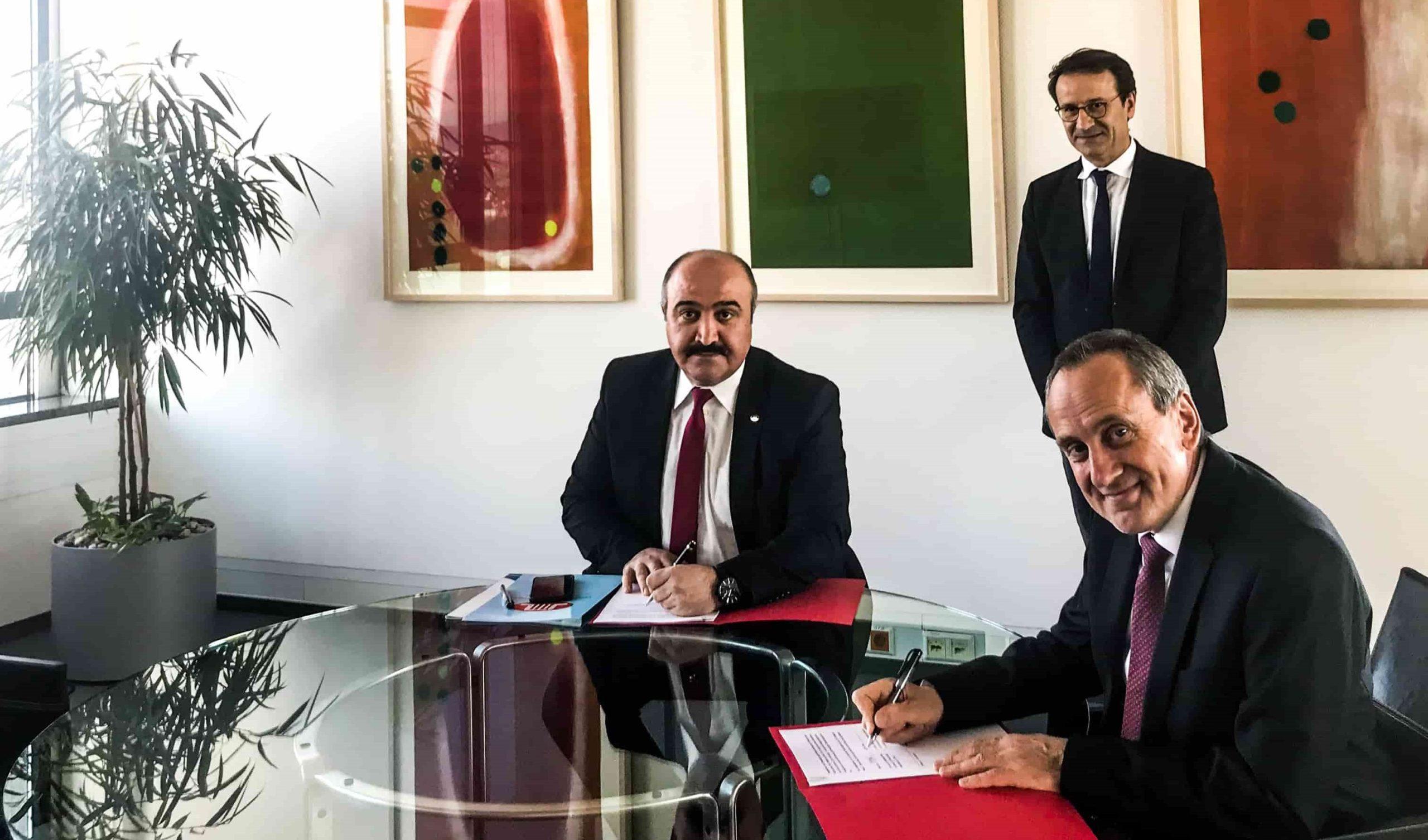 Rheinland-Pfalz Eyaleti 'DİTİB'in Dini Cemaat Statüsünün Tanınması' hedef anlaşmasını imzaladı
