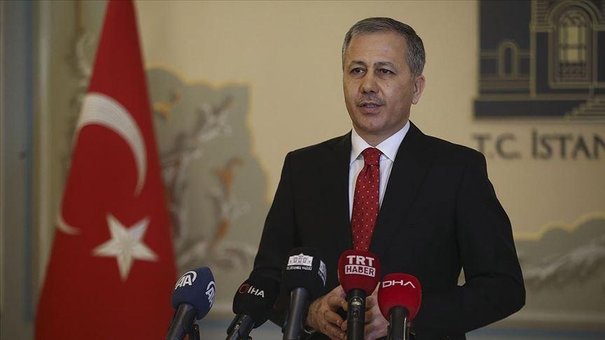 İstanbul Valisi Yerlikaya: Sosyal yardımlar evlerde teslim edilmeye başlandı