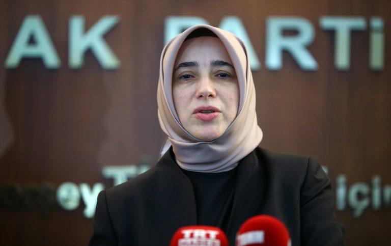 AK Parti Grup Başkanvekili Zengin, gündemi değerlendirdi: