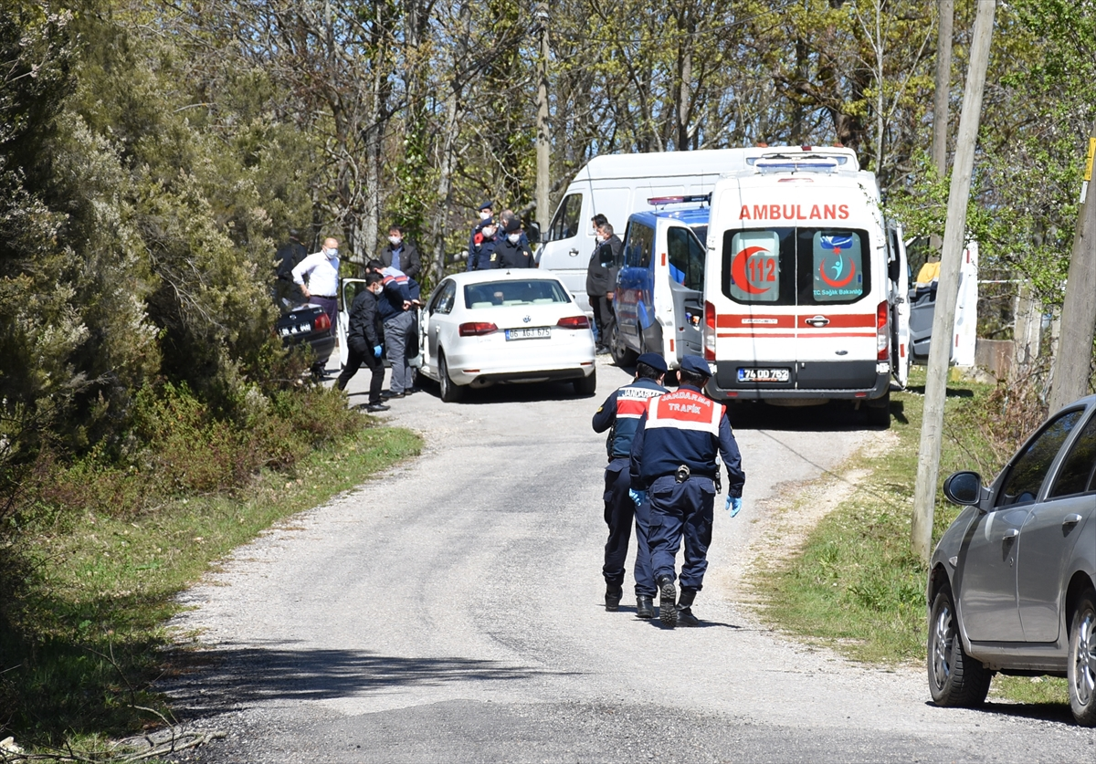 Bartın'da av tüfeğiyle abisini öldürdüğü iddia edilen şüpheli teslim oldu