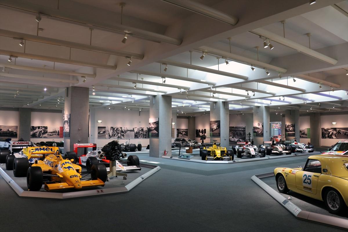 Honda Koleksiyon Salonu'nu sanal turla evden keşfetme imkanı