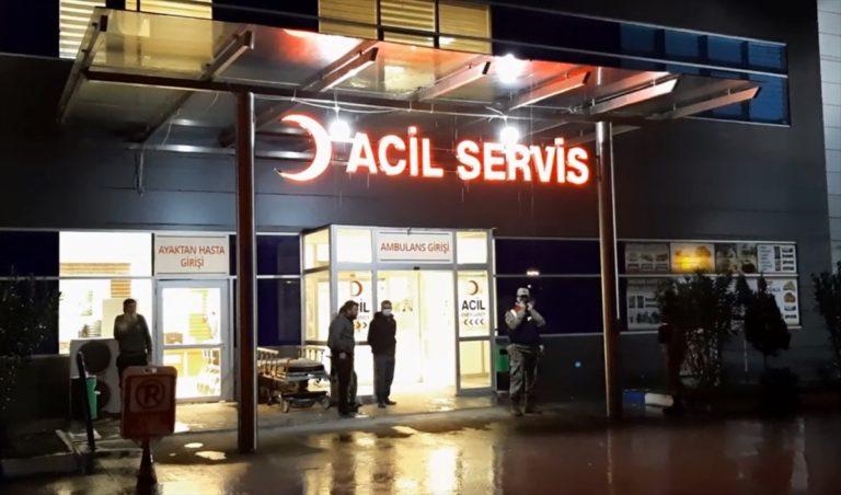 Kahramanmaraş'ta bıçaklı kavgaya karışanlara sosyal mesafeyi ihlal cezası