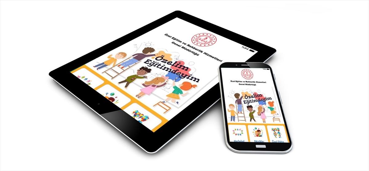 MEB'den özel çocuklar için mobil uygulama