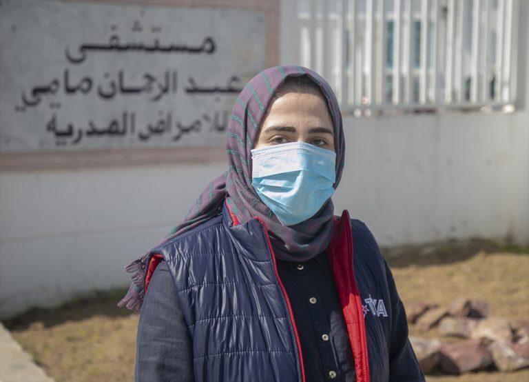 TİKA'dan koronavirüsle mücadelede Tunus'a tıbbi destek