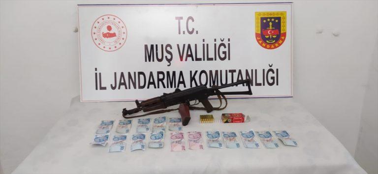 GÜNCELLEME – Turuncu kategoride aranan terörist yaralı olarak yakalandı