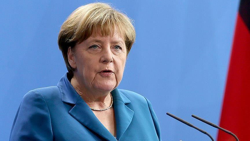 Almanya Başbakanı Merkel, 'Kovid-19'la mücadele yüzyılın görevi'