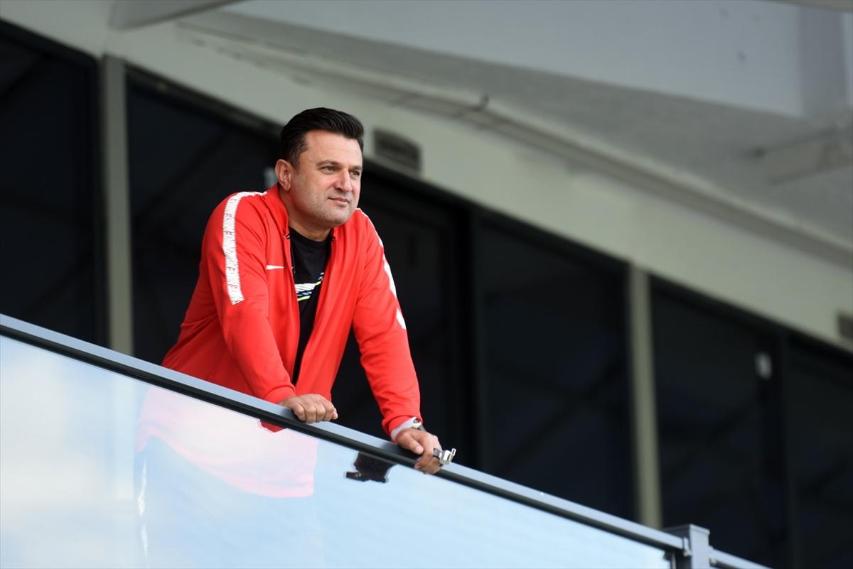 Denizlispor, Sivasspor maçı hazırlıklarını sürdürdü