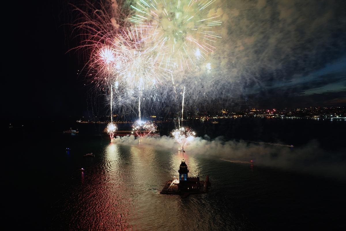 İBB, İstanbul'un fethini çeşitli etkinliklerle kutladı