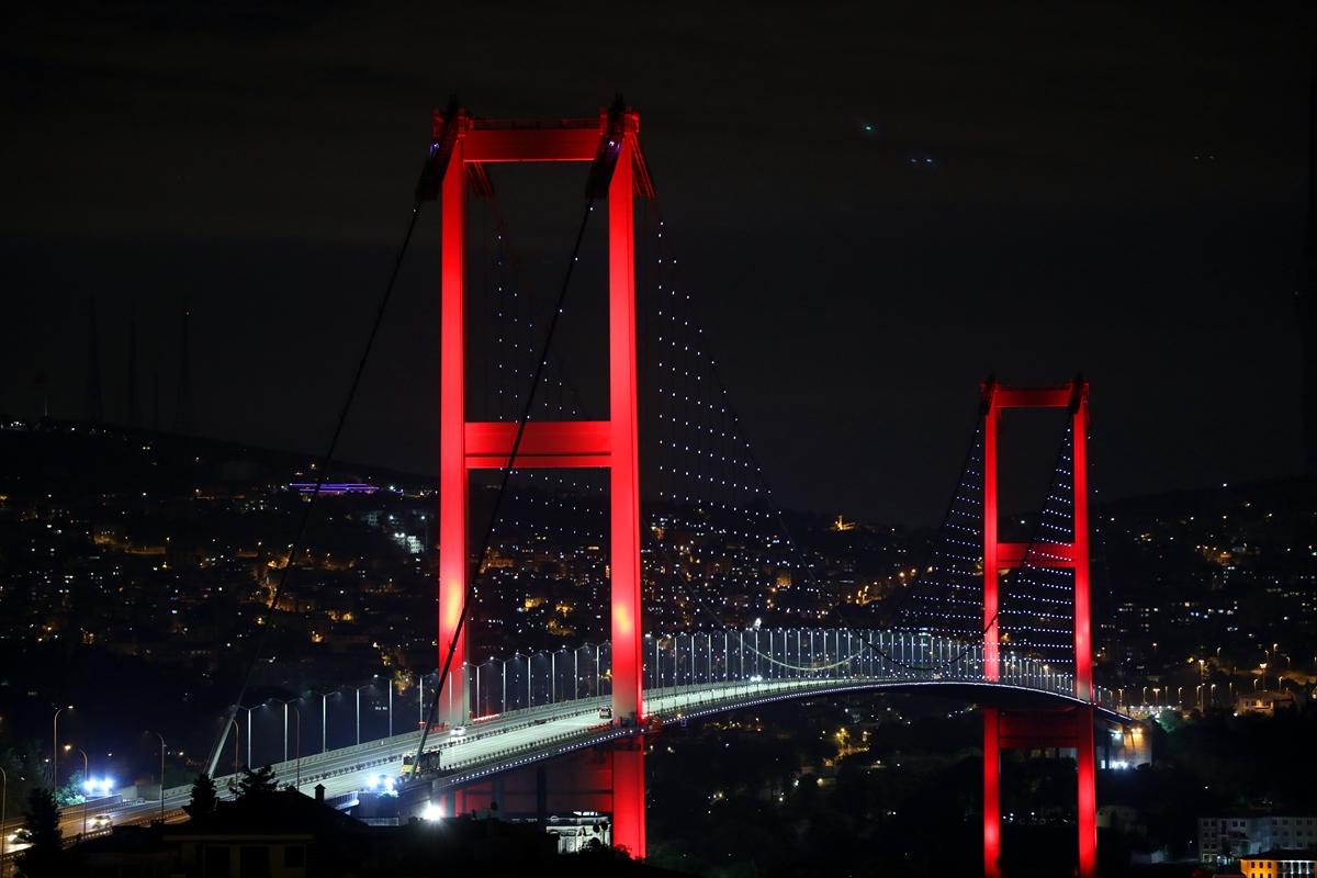 İstanbul'da sokağa çıkma kısıtlaması sonrası sessizlik hakim