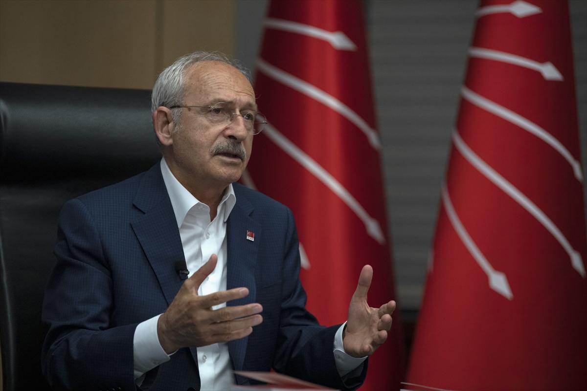 Kılıçdaroğlu, muhtarlarla video konferansla görüştü: