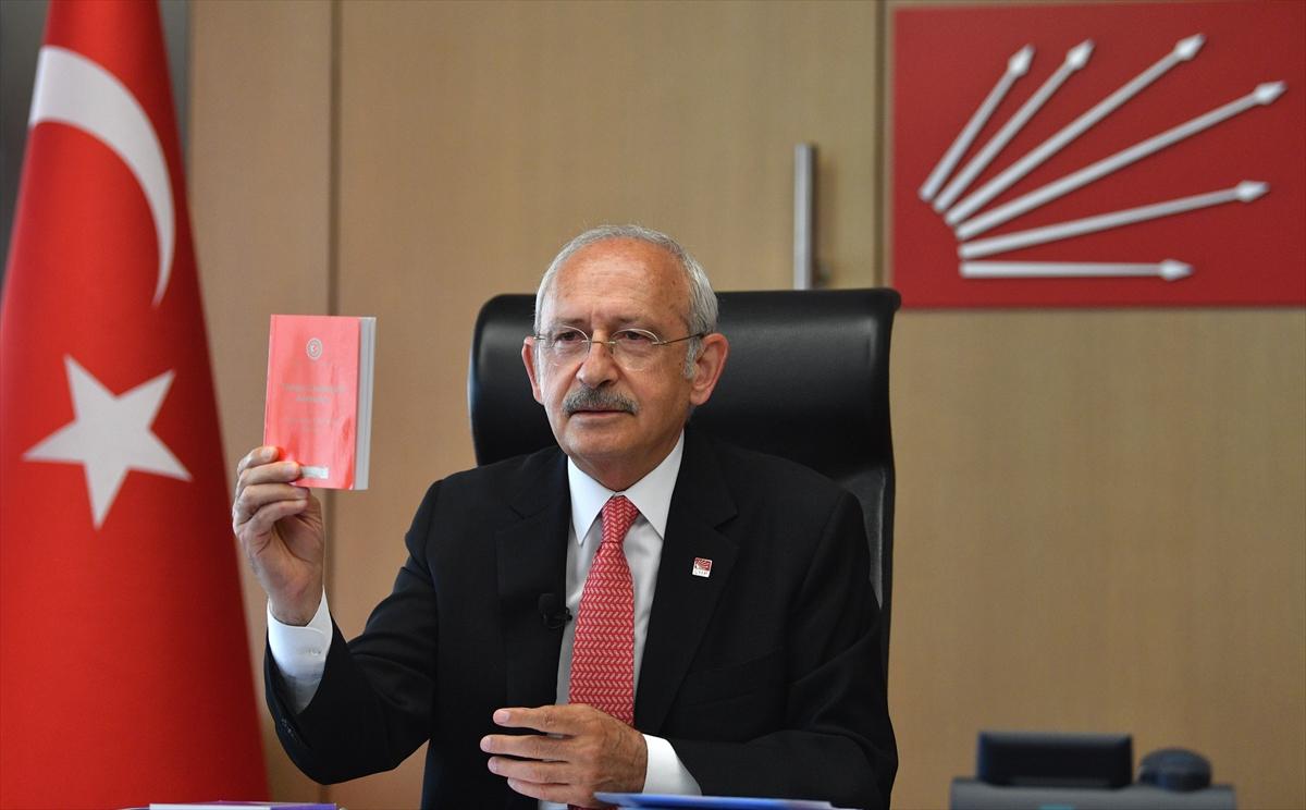 Kılıçdaroğlu, video konferans ile gençlerle buluştu: