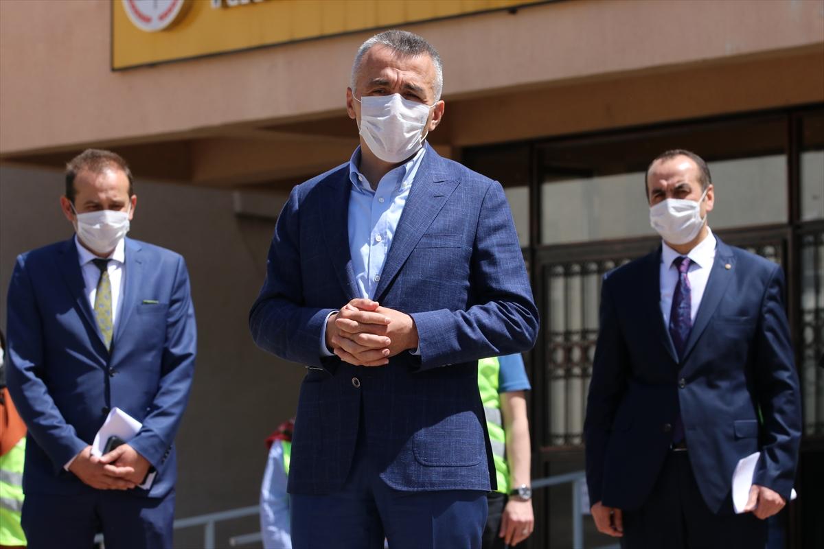 """Kırklareli Valisi Osman Bilgin'den """"Koronavirüs azaldı diye rahatlamayalım"""" uyarısı"""