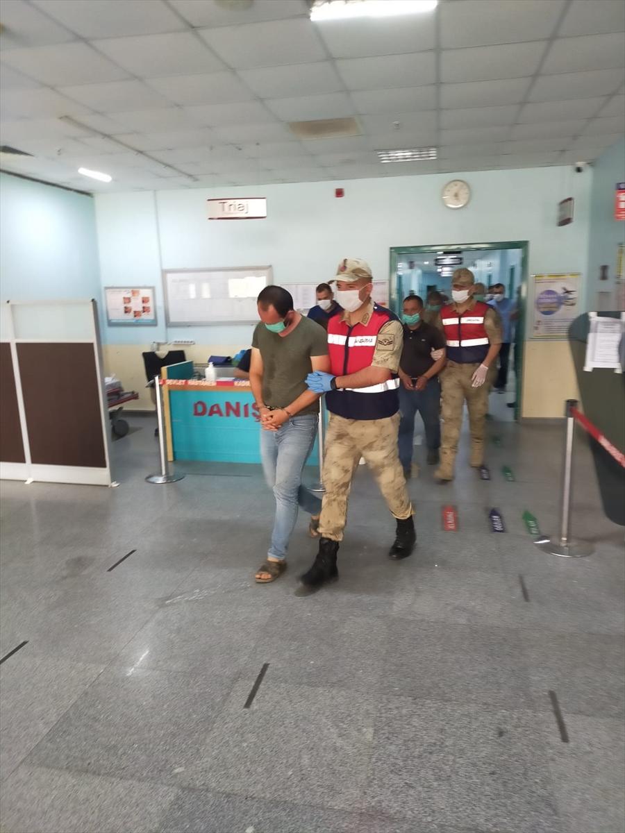 Osmaniye'de küçükbaş hayvan çaldıkları iddia edilen 3 kişi tutuklandı