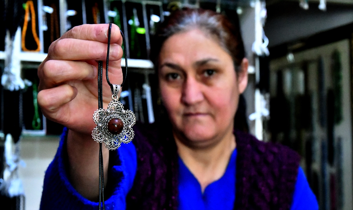 Sarıkamış'ın obsidyeni anneler için tasarlandı