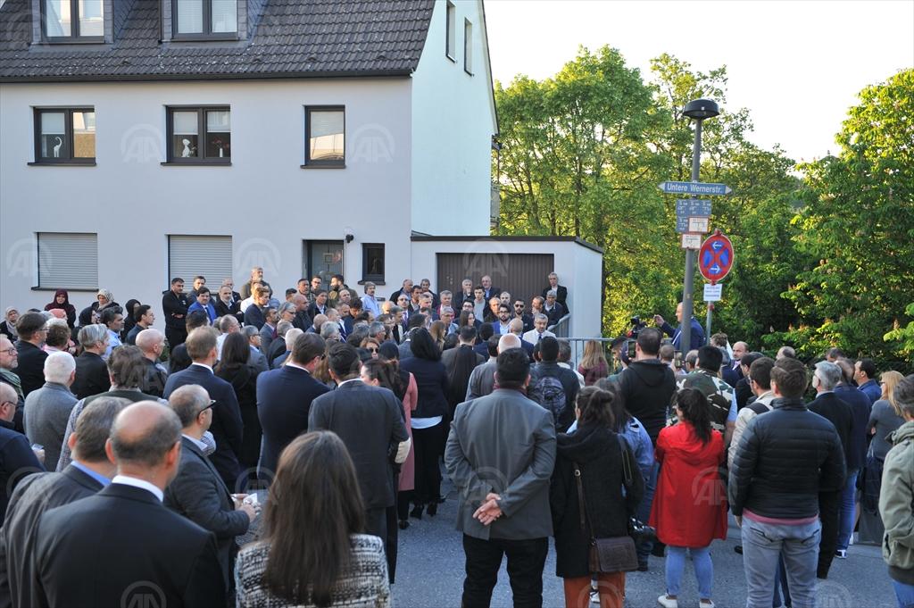 KAV gedenkt der Opfer von Solingen 1993