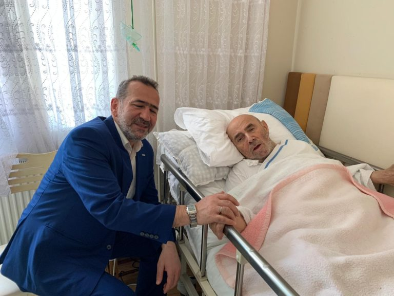 Hafız Mehmet Demirkan Hakka yürüdü