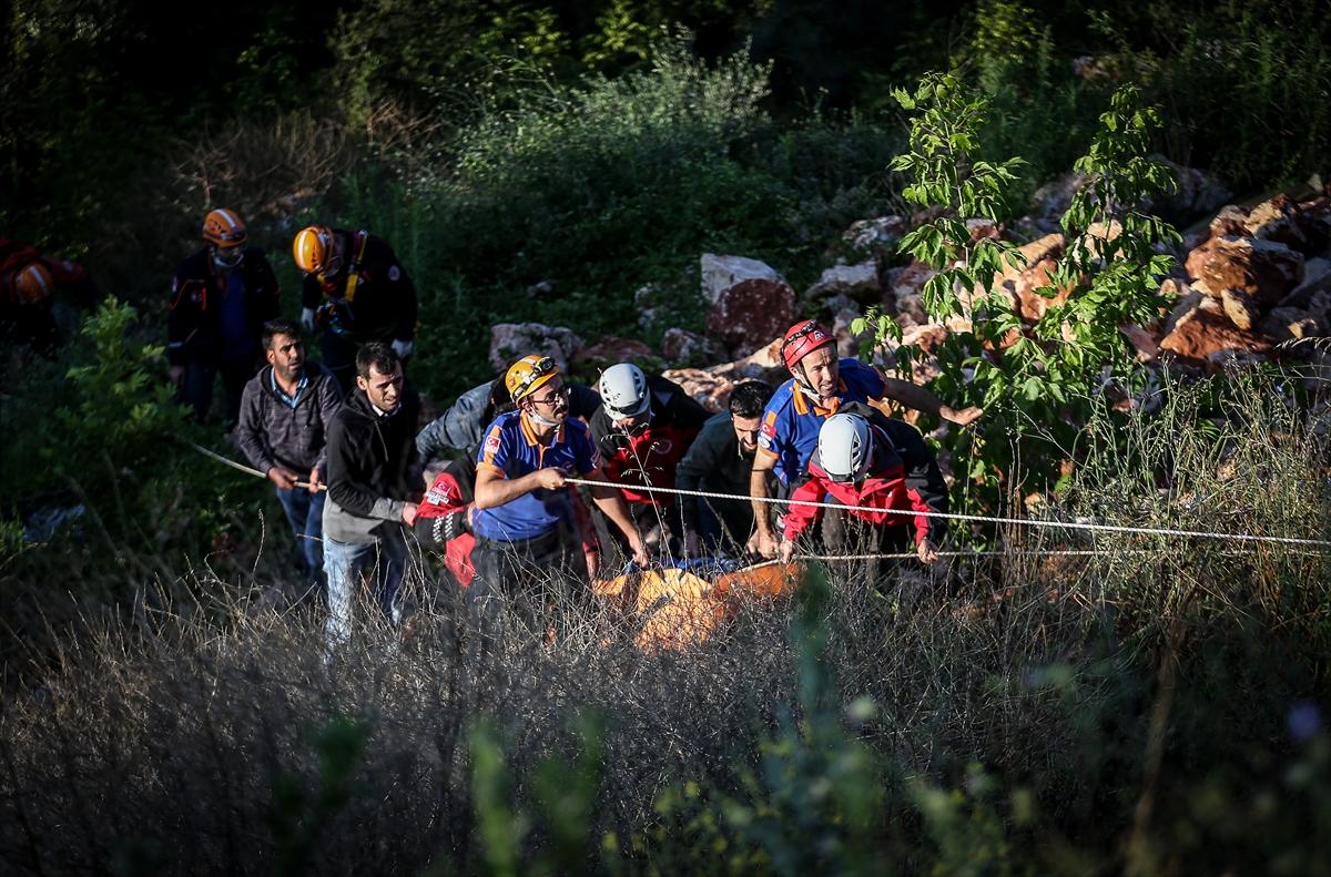 GÜNCELLEME – Bursa'daki selde kaybolan 4 kişiden 2'sinin cesedi bulundu