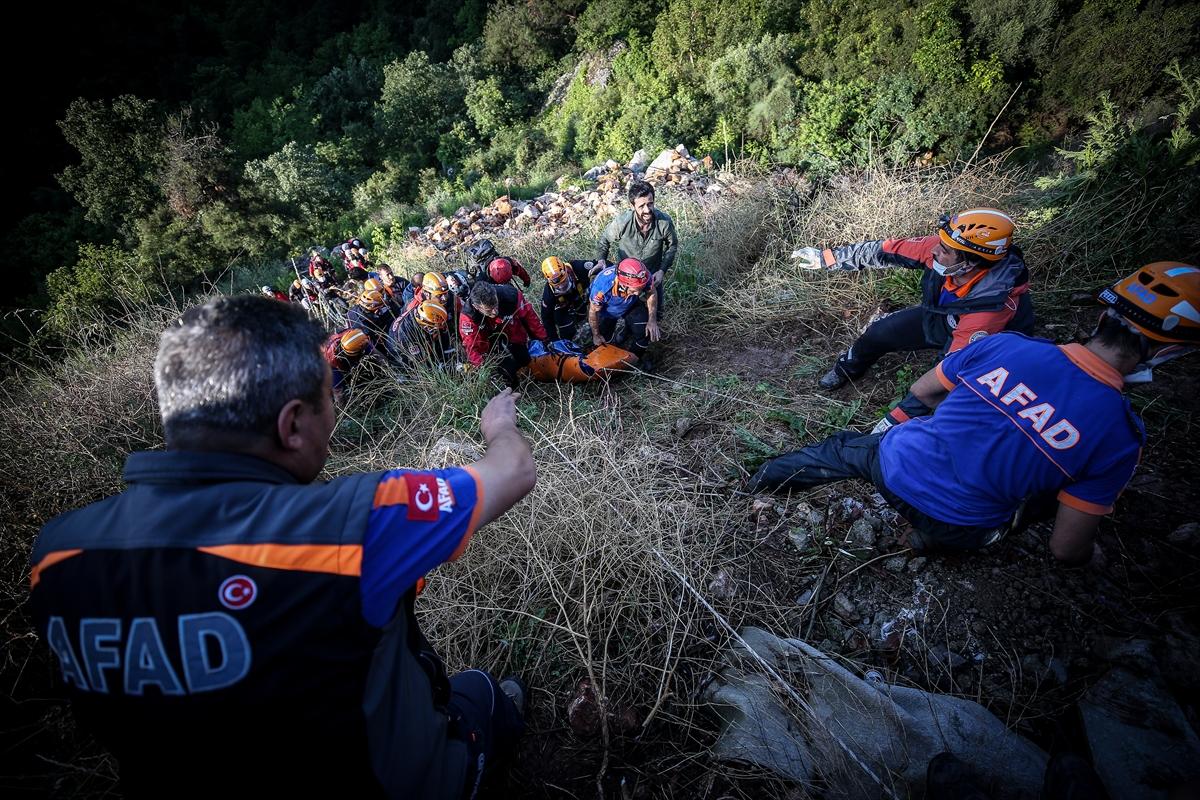 GÜNCELLEME 2 – Bursa'daki selde kaybolan 4 kişiden 3'ünün cesedi bulundu