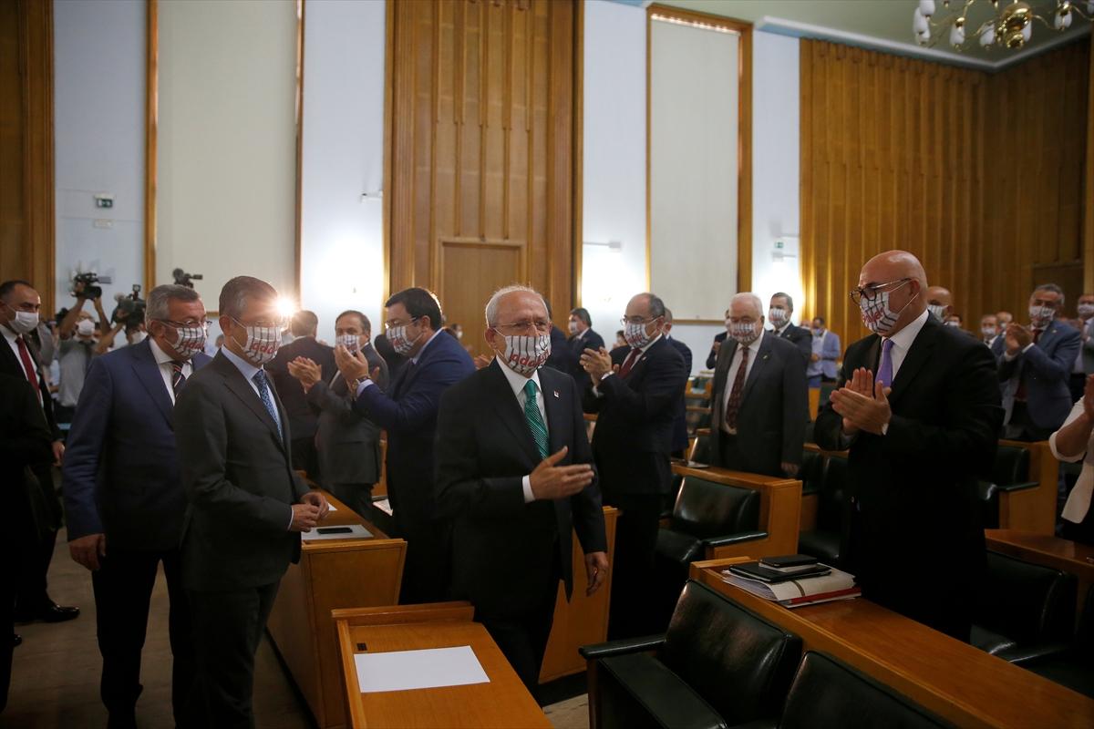 Kılıçdaroğlu, CHP TBMM Grup Toplantısı'nda konuştu (1):
