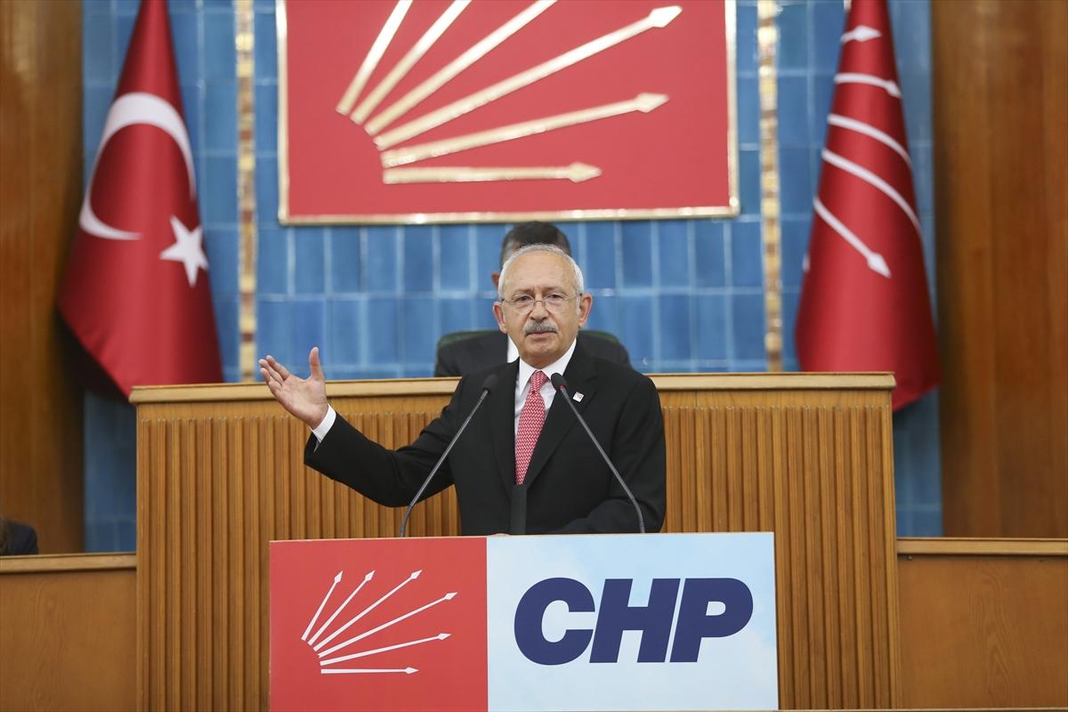 Kılıçdaroğlu, CHP TBMM Grup Toplantısında konuştu: (2)