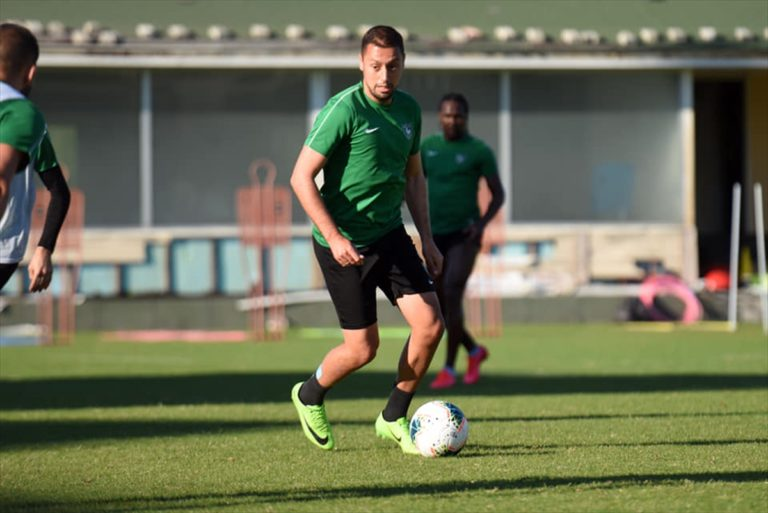 Denizlispor'da Sivasspor maçı hazırlıkları sürüyor