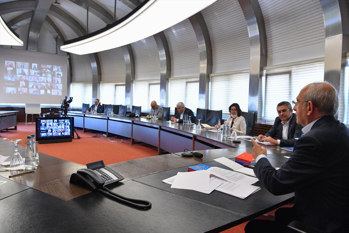 Kılıçdaroğlu, il başkanları toplantısında konuştu: