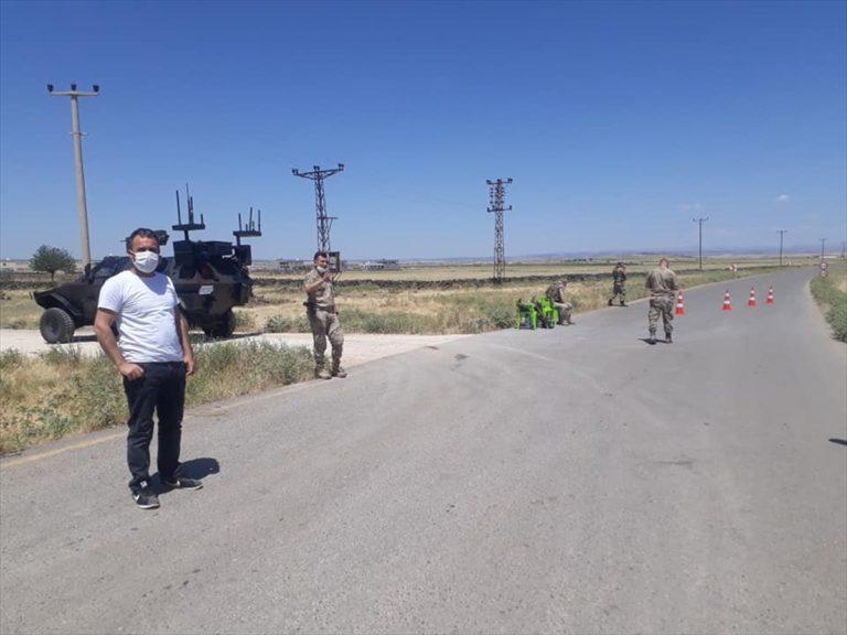 Şırnak'ta bir köy karantinaya alındı