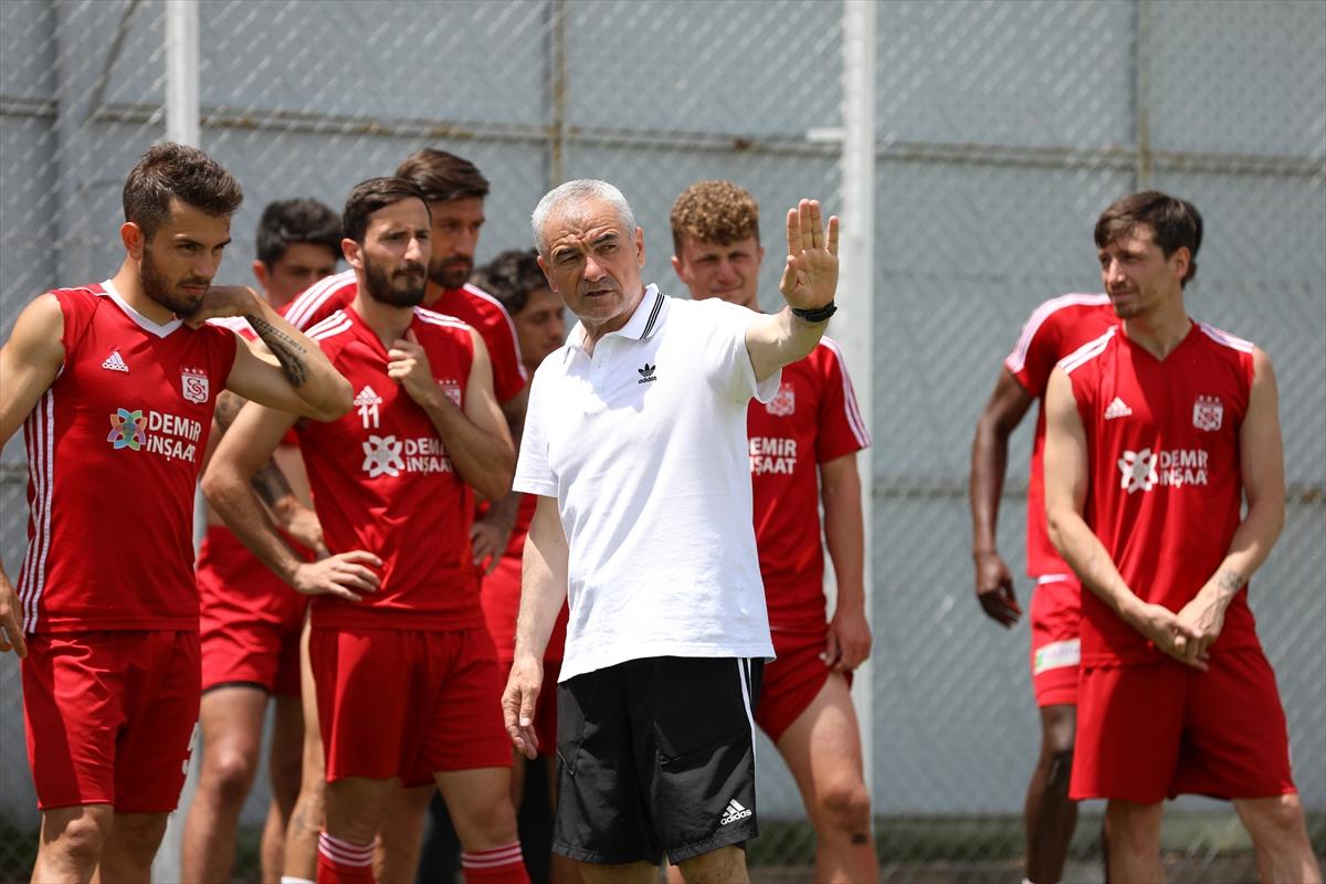 Sivasspor'da Kayserispor mesaisi başladı